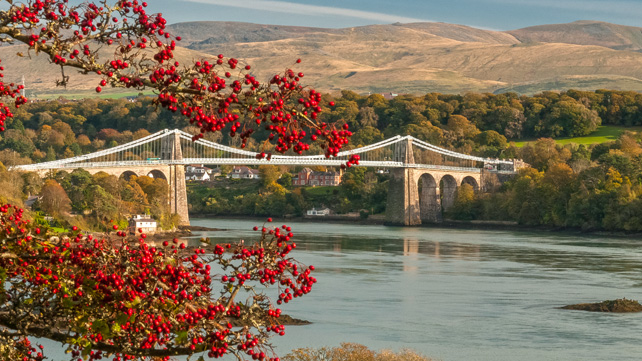 Menai Bridge anglesey