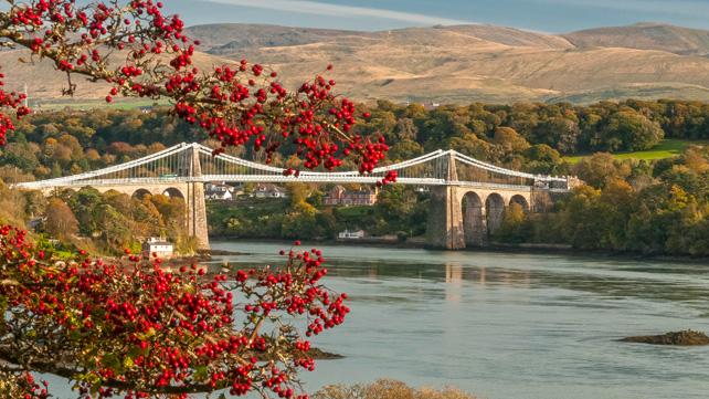 Menai Bridge anglesey
